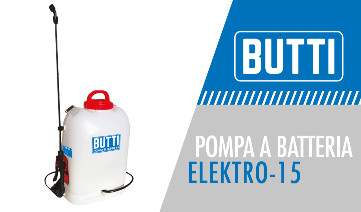 Pumpe mit Batterien Elektro-15